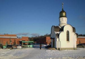 Северное кладбище Зеленоград